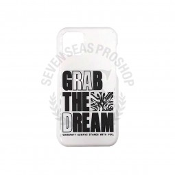 Gan Craft I-Phone 11 Pro Case GRAB The Dream White