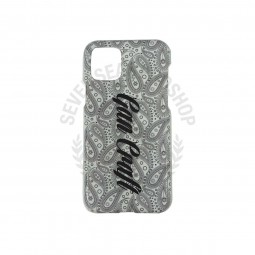 Gan Craft I-Phone 11 Pro Case logo GN Wh