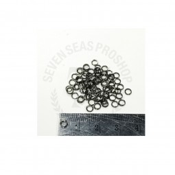 7Seas Split Ring #2.5mm-100 pcs