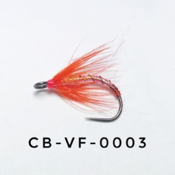 CHERRY BOMB CBVF0003 Fly hook #Size-8
