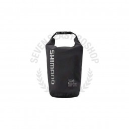 Shimano Dry Roll-Up Pouch BP-024U #Black (Size-S 2L)