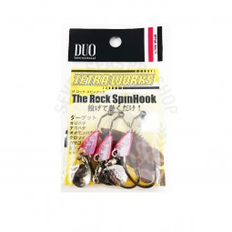 DUO TETRA WORKS SNIP Hook #3/0-3.5g*PHA0004