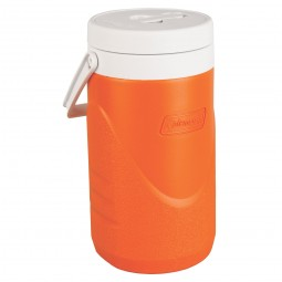 Coleman 1/2 Gallon Beverage Cooler #Orange