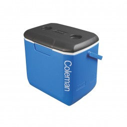 Coleman 30 Quart Excursion® Cooler #Blue-Gray