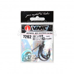 VMC 4X Strong Live Bait 7262-CB #4/0