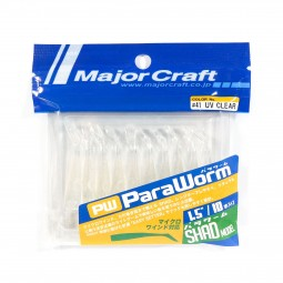 "Major Craft ParaWorm 1.5"" Shad Model #41"