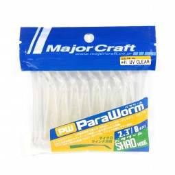"Major Craft ParaWorm 2.3"" Shad Model #41"