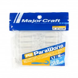 "Major Craft ParaWorm 1.3"" Grub Model #41"