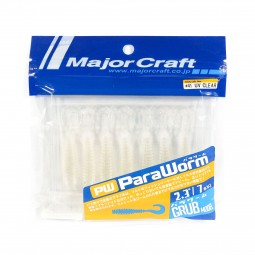 "Major Craft ParaWorm 2.3"" Grub Model #41"