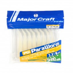 "Major Craft ParaWorm 2.3"" Shad Model #45"