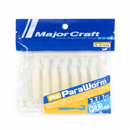 "Major Craft ParaWorm 2.3"" Grub Model #45"