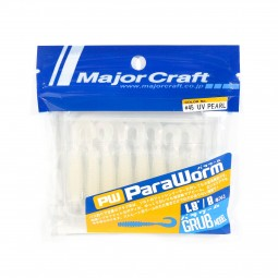 "Major Craft ParaWorm 1.8"" Grub Model #45"