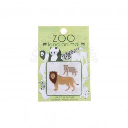 Sticker Zoo Land Animal #3605