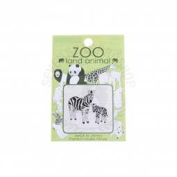 Sticker Zoo Land Animal #3629