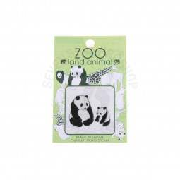 Sticker Zoo Land Animal #3650