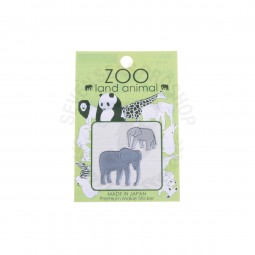 Sticker Zoo Land Animal #3698
