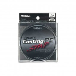 Varivas Avani Casting SMP PE-5-200m (Stealth gray-with marking lines)