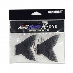 Gan Craft Jointed Claw 303 R Shaku-One Spare Tail #01