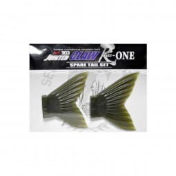 Gan Craft Jointed Claw 303 R Shaku-One Spare Tail #02