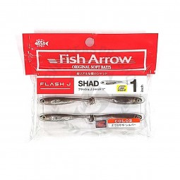 "Fish Arrow Flash-J Shad 1"" #F07"
