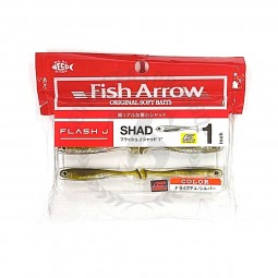 "Fish Arrow Flash-J Shad 1"" #F22"