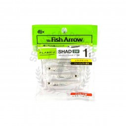 "Fish Arrow Flash-J Shad 1"" SW #100"