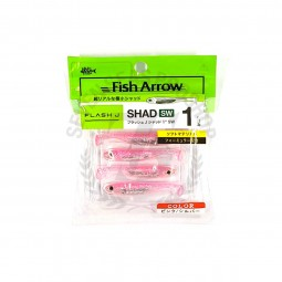 "Fish Arrow Flash-J Shad 1"" SW #101"