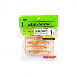 "Fish Arrow Flash-J Shad 1"" SW #121"