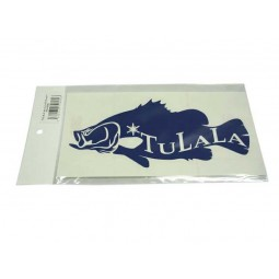 Tulala Cutting Sticker Akame #Royal Blue
