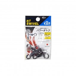 NT Swivel Power Combination Swivel #5/0x4/0