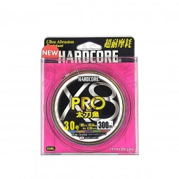Duel Hardcore® X8 Pro 300m #H3943-PE3 (Multi Color)