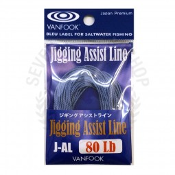 Vanfook Jigging Assist Line J-AL #80lb