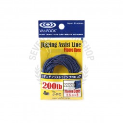 Vanfook Jigging Assist Line Fluoro Core J-FC #200lb-4m