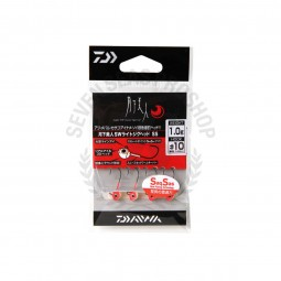 Daiwa Moonlight beauty SW light jig head SS #10 (1.0g.)