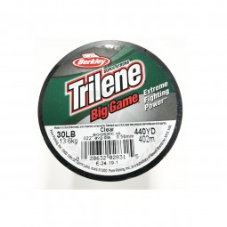 Berkley Trilene Big Game #30lb*Clear
