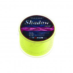Okawa Shadow #20lb 750yd *Yellow