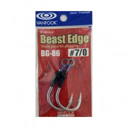 Vanfook Beast Edge BG-86 #7/0