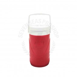 Coleman 1/2 Gallon Beverage Cooler #RED