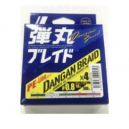 Major Craft DANGAN BRAID X4 Multi-300m PE0.8