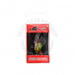 Fish Art FireFly 33mm-3g #Candy Cane