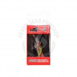 Fish Art Bijou 35mm-1.8g #Candy Cane