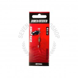 SPRO PowerCatcher Spinners #1/2.5g (Silver)