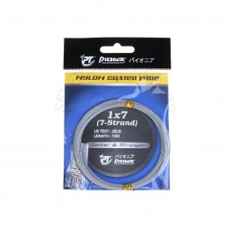 Pioneer 1x7(7-Strand) N/COATED WIRE *W #25lb-W