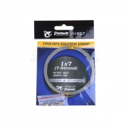 Pioneer 1x7(7-Strand) N/COATED WIRE *W #30lb-W