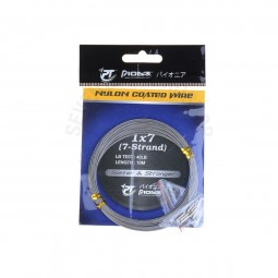 Pioneer 1x7(7-Strand) N/COATED WIRE *W #40lb-W