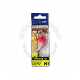 Pioneer Power Lure Lip Monster SD35 #01-Red Head