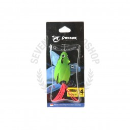 Pioneer JERRY SOFT LURE 4.0 cm*Green