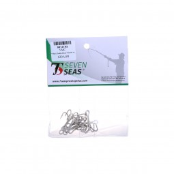 VMC  Double Hook *10Pcs #7925MT 1