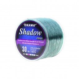Okawa Shadow 1/4 #30lb 680yd *Clear Green