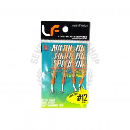 Lures Factory Assist Hooks (Micro Jig) #No.12